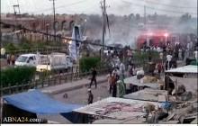 انفجار تروریستی در بعقوبه عراق با ۱۱۵ کشته