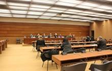 گزاری پنل انجمن دفاع از قربانیان تروریسم در بیست و هشتمین اجلاس شورای حقوق بشر