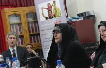 گفتگو با همسر شهید داریوش رضایی نژاد