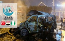 بیانیه انجمن دفاع از قربانیان تروریسم در محکومیت حملات تروریستی در مصر، ترکیه و نیجریه