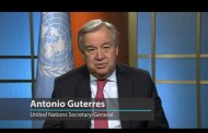 دبیر کل جدید سازمان ملل متحد: تهدید تروریسم جهانی همه ما را تحت تاثیر قرار داده است
