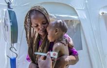 صدها هزار کودک در محاصره مشکلات و فجایع متاثر از تروریسم