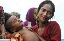 یونیسف: 60 درصد از آوارگان مسلمان میانمار، کودکان هستند