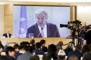 کوترز، دبیر کل سازمان ملل متحد: ما اغلب درباره توانمندسازی زنان صحبت می کنیم، ما باید به آنها گوش کنیم و از آنها حمایت کنیم