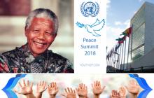 هفتادو سومین مجمع عمومی سازمان ملل با کنفرانس صلح به یادبود ماندلا شروع به کار نمود