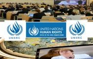 میچل باچله,کمیساریای عالی حقوقبشر سازمان ملل :حقوق بشر دارویی قوی برای درمان زخمهاست و صبر را بیشتر می کند