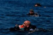 دریای مدیترانه مرگبارترین مسیر تردد پناهجویان در سال 2018، هر روز 6 نفر کشته