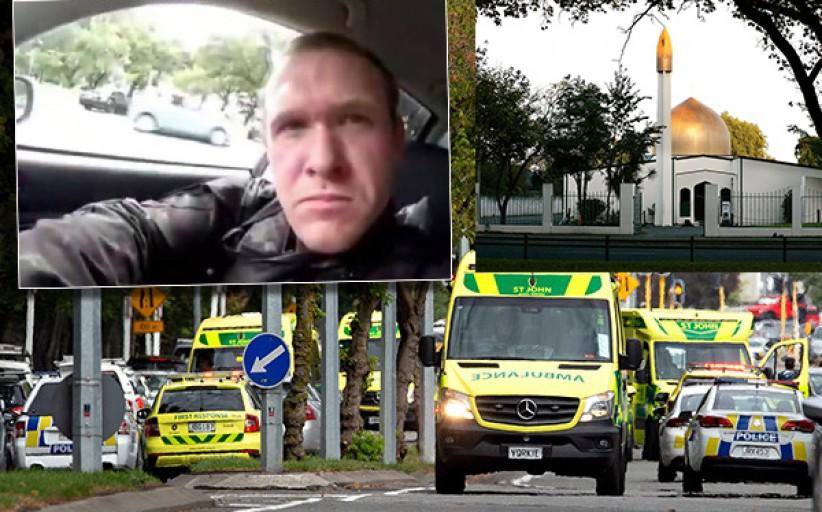 بیانیه انجمن دفاع از قربانیان تروریسم در محکومیت حادثه تروریستی نیوزلند