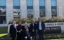 رایزنی قربانیان ترور ایران در چهلمین اجلاس حقوق بشر