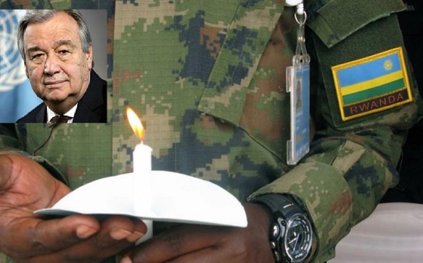 آنتونیو گوترش:نسل کشی در رواندا یکی از فصل های تاریک تاریخ بشریت است