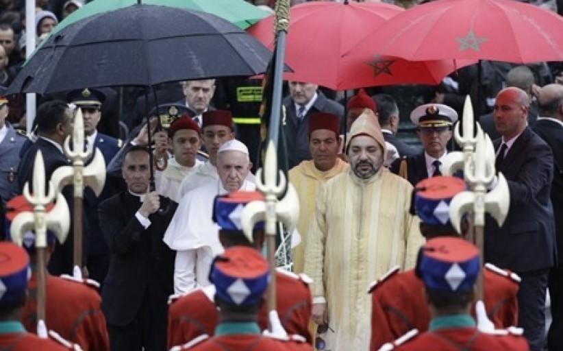 پاپ فرانسیس: گفتگوی صحیح ادیان، راهی برای مبارزه با تروریسم است