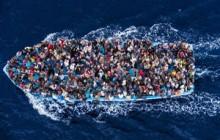 70 پناهجو در سواحل تونس غرق شدند