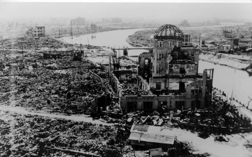 هفتاد و چهارمین سالگرد حمله اتمی امریکا به هیروشیما – 6 آگوست 1945