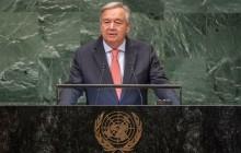 گوترش : هر اقدامی برای حفظ امنیت و حقوق بشر به توسعه و صلح پایدار کمک می کند