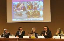 پنل ظرفیت های حقوقی در دسترسی قربانیان ترور به عدالت در ژنو برگزار شد