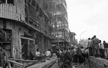 جنایت صدام و منافقین تهران 1361 – 714 کشته و زخمی