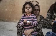 قریب به 70هزار کودک در شمال شرقی سوریه آواره شده اند