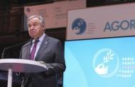 آنتونیو گوترش: چندجانبه گرایی راه حلی برای منازعات کنونی جهانی