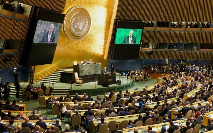 قطعنامه سازمان ملل در تقویت چندجانبه گرایی
