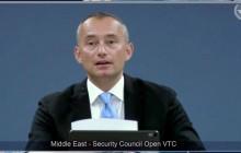 «ملادینوف» طرح رژیم صهیونیستی برای اشغال کرانه باختری را غیرقانونی خواند