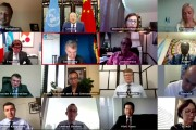 قطعنامه شورای امنیت در خصوص توقف مناقشات در جهان