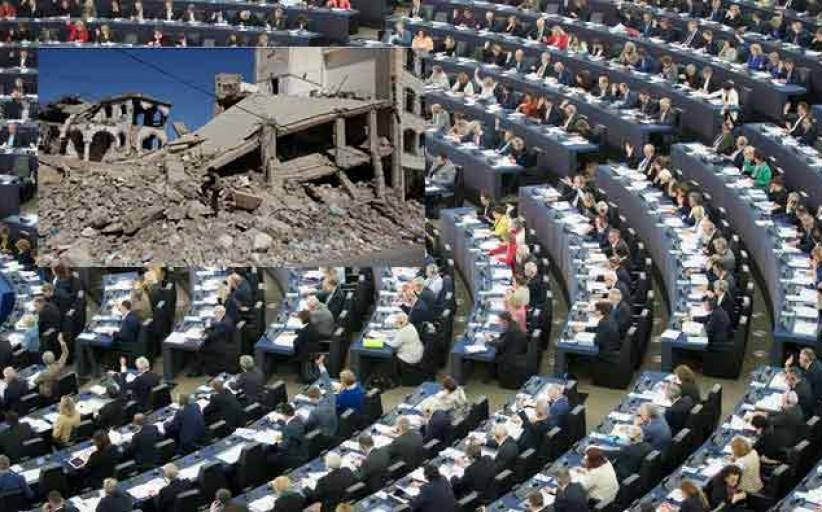 پارلمان اروپا خواستار خودداری از فروش سلاح به عربستان و امارات شد
