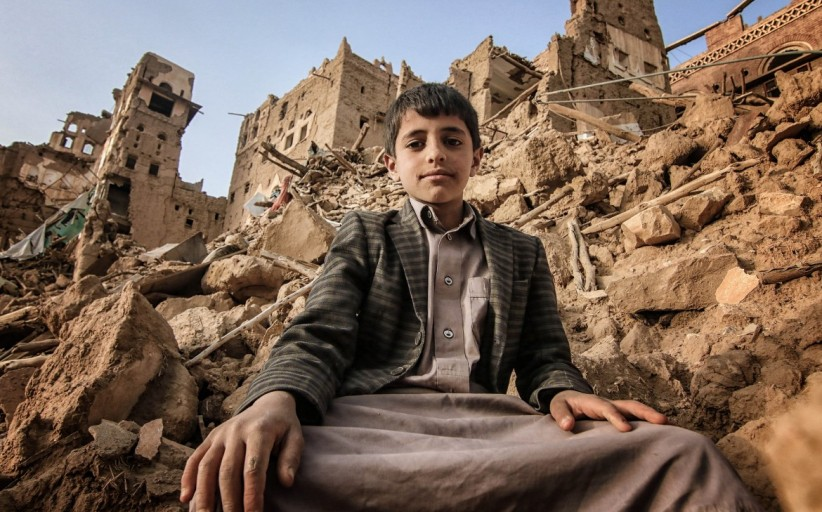 جنایات جنگی عربستان علیه مردم یمن ادامه دارد
