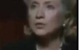 اعتراف هیلاری کلینتون به نقش امریکا در تاسیس القاعده