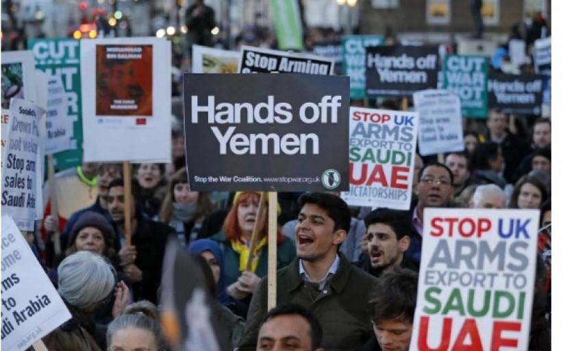 فروش تسلیحات کشورهای غربی بر علیه مردم یمن همچنان ادامه دارد