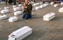 همدردی با کودکان غزه پارلمان دانمارک - 2021
