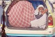 تصویری از یک مادر آواره قندهاری