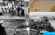 اولین جنایت هسته ای - هیروشیما و ناگازاکی - 1945