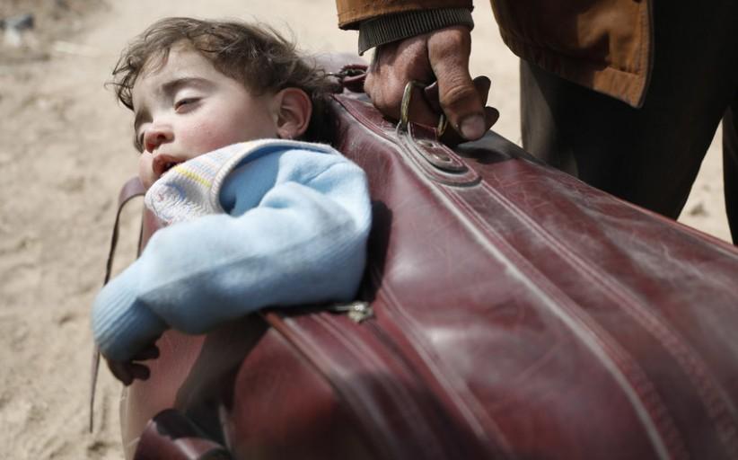 بیش از 350 هزار نفر قربانی جنگ در سوریه