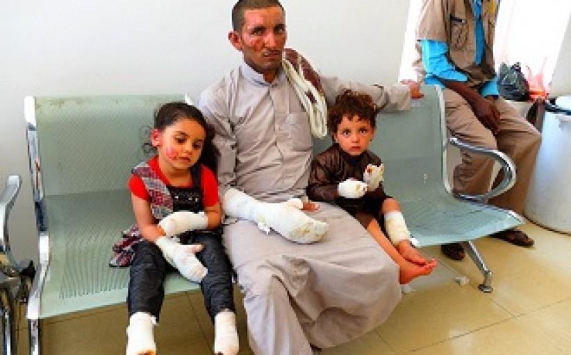 واکنش سازمان ملل متحد به کشتار کودکان یمن