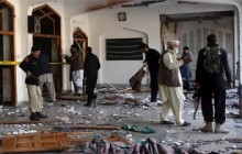 19 کشته در حمله انتحاری تروریستها به مسجدی در پیشاور