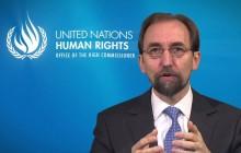 ارزشهایی که در اعلامیه جهانی حقوق بشر مورد تعرض هستند  باید محافظت شوند