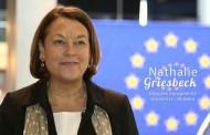 ما باید از قربانیان حمایت کنیم، کمک کنیم، جبران کنیم، این مهم ترین پیام امروز است: Nathalie Griesbeck