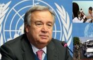 دبیر کل سازمان ملل متحد خواستار تحقیقات فوری و مستقل در مورد حمله هوایی ائتلاف به کودکان یمنی شد