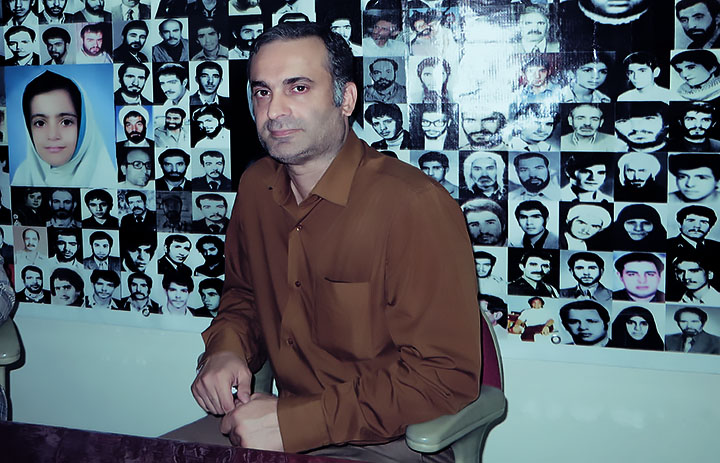 گفتگو با فرزند شهید دکتر پاک نژاد