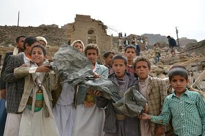 نامه انجمن دفاع از قربانبان تروریسم به دبیر کل سازمان ملل متحد در مورد بروز فاجعه انسانی در یمن