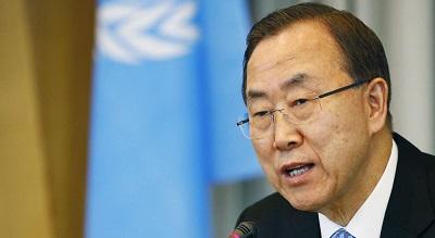 بان کی مون: گروههای تروریستی بزرگ ترین تهدید جهان امروز