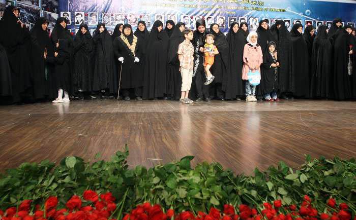 همایش روز جهانی قربانیان تروریسم