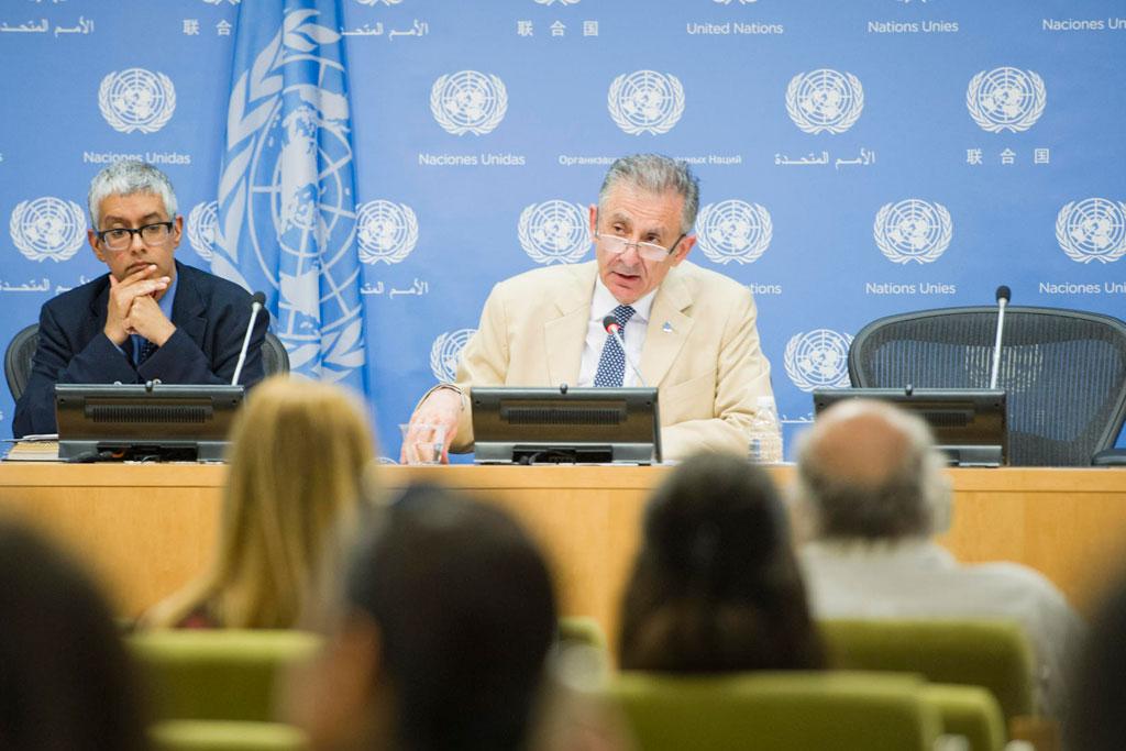 مدیر اجرایی کمیته ضد تروریسم اعلام کرد