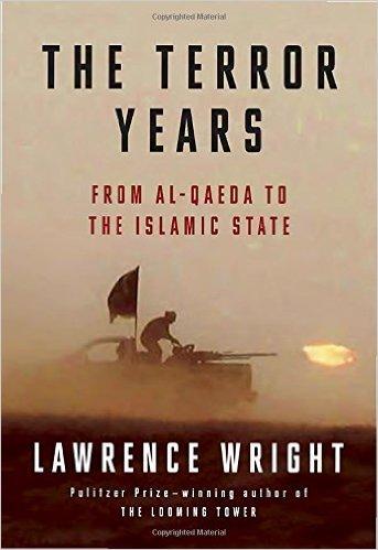 کتاب «سالهای ترور» به قلم «لارنس رایت»