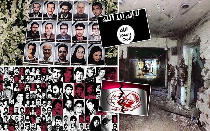 حادثه تروریستی تهران خاطره جنایات منافقین علیه مردم ایران را زنده نمود