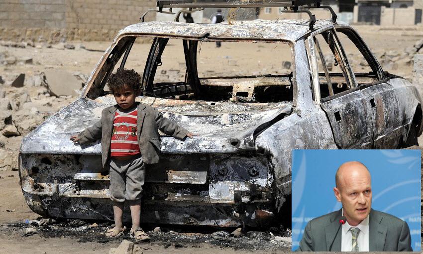 جنایت انسانی در یمن بدترین
