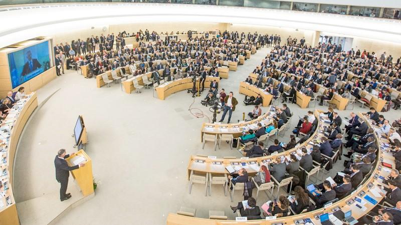 رئیس شورای حقوق بشر: تشکلها نقش مهمی در کار شورای حقوق بشر دارند