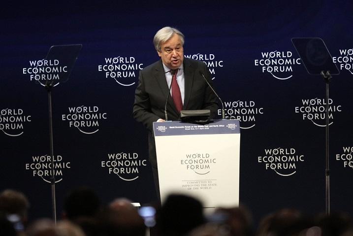 انتونیو گوترش: به جز چندجانبه گرایی راه روشنی برای چالش های جهانی وجود ندارد