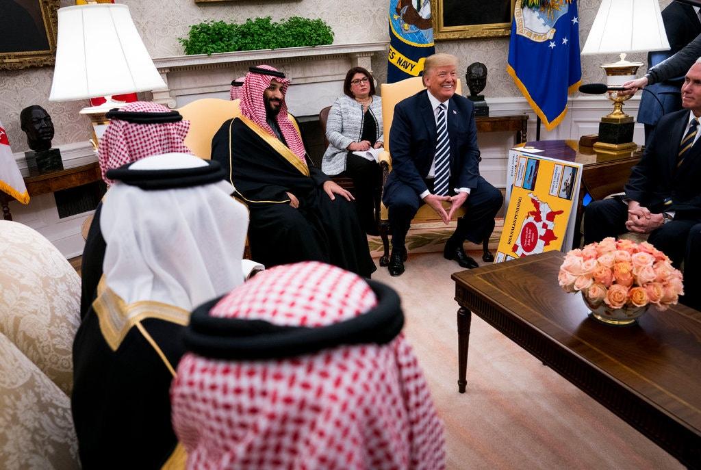 سومین وتوی ترامپ نشانه ای از تعهد دولت آمریکا به ارزش های حقوق بشری