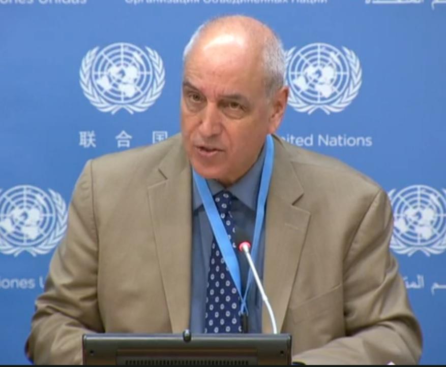 سازمان ملل خواستار تحرک جامعه جهانی برای الزام رژیم صهیونیستی به پایان اشغالگری شد